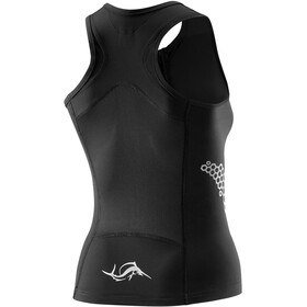 sailfish Comp Top de Triatlón Mujer, black